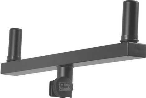 On-Stage Stands SS7920B Black Dual Mount Speaker Bracket SS7920B