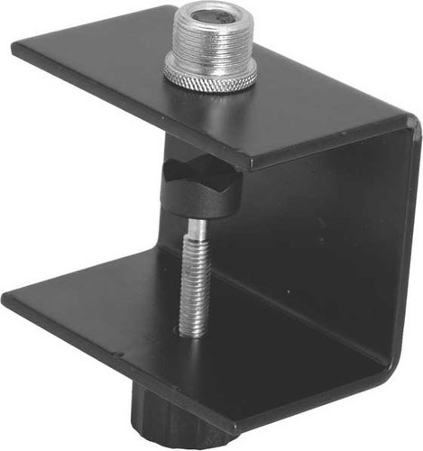 On-Stage Stands TM03 Table Top Mic C-Clamp (Black) TM03