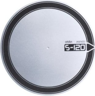 Ortofon Inc SLIPMATS  2-Pack of Turntable Slipmats (Various Designs) SLIPMATS