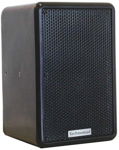 Technomad VERNAL-15T-FRSTGREEN  70V Weatherproof Loud Speaker, Forest Green VERNAL-15T-FRSTGREEN