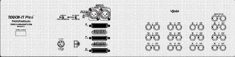 Wohler TOUCH-IT-PLUS Wohler 12Ch Multiviewer  TOUCH-IT-PLUS