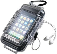 Pelican Cases i1015 Case for iPhone 3G and iPod Touch PCI1015