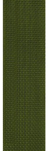 """Planet Waves PWS107 35""""-59.5"""" Green Polypropylene Guitar Strap PWS107"""