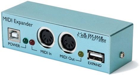 Keith McMillen Instrument K701 MIDI Expander K701-KMI