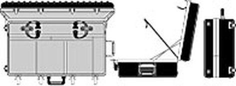 Lowel Light Mfg DPR-95Z DP Core 95 Kit DPR-95Z