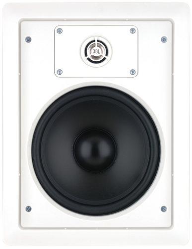 "JBL CONTROL-128W Control 128 W 8"" 2 Way In-Wall Loudspeaker in White CONTROL-128W"