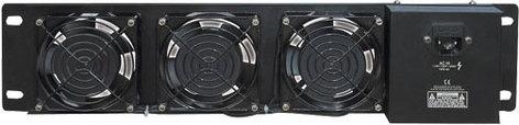 "Pyle Pro PFN31 19"" Rack Mount 3-Fan System PFN31"