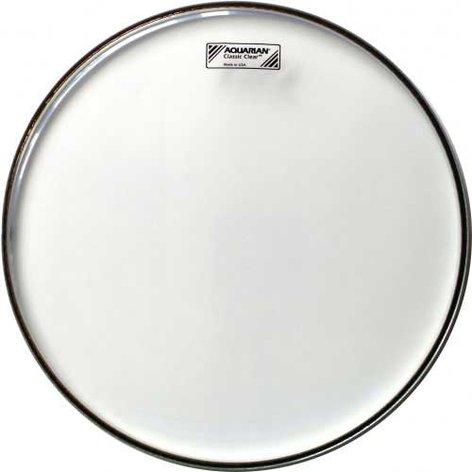 """Aquarian Drumheads CC13 13"""" Classic Clear Drum Head CC13-AQUARIAN"""
