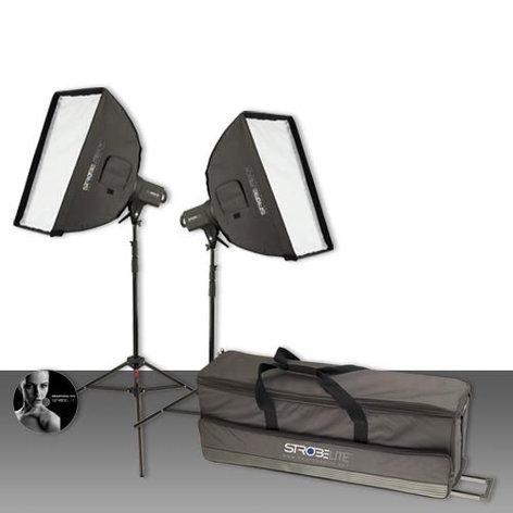 Westcott 230 Strobelite Plus 2 Photography Lighting Kit 230-WESTCOTT