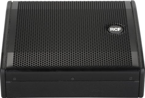 "RCF NX-10-SMA 400W, 10"" Stage/Floor Monitor with 60x60 Constant Directivity Horn NX-10-SMA"
