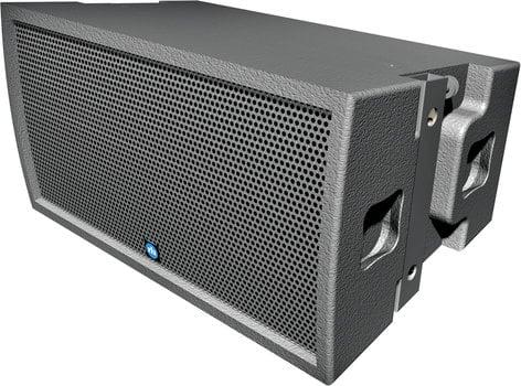 Renkus-Heinz CF101-LA-5R RHAON-Capable 2-Way Modular Point Source Array Module with PF1-500R Amp Module CF101-LA-5R