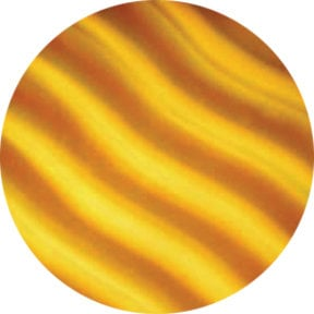 Rosco Laboratories 33002 Amber Waves ColorWaves Effects Glass Gobo 33002