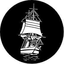 """Rosco 77945 """"Tall Ship"""" Gobo 77945"""
