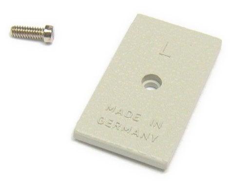 Beyerdynamic 908.421 Beyerdynamic Headset Cover Plate (Left Side) 908.421