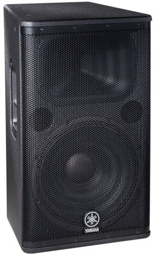 "Yamaha DSR115 15"" 2-Way Biamplified Powered Bass Reflex Type Speaker DSR115-CA"