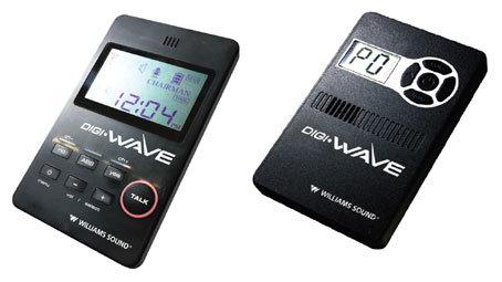 Williams Sound DWS-TGS-VIP-12 DigiWave Digital 2.4 GHz Tour Guide System DWS-TGS-VIP-12