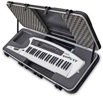 SKB 1SKB-44AX Hardshell AX-Synth Keytar Case 1SKB-44AX