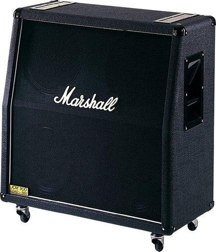 """Marshall Amplification 1960AV 4x12"""" 280W Angled Guitar Speaker Cabinet 1960AV"""