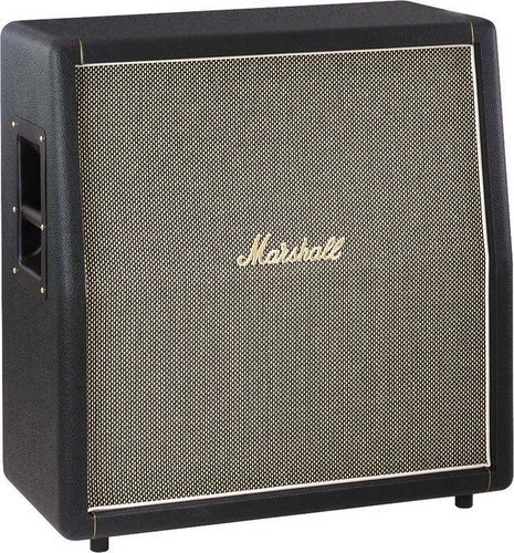 "Marshall Amplification 2061CX 2x12"" 60W Angled Guitar Speaker Cabinet 2061CX"