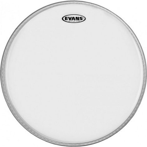 "Evans B12G1 12"" Genera G1 Coated Snare Batter Drumhead B12G1"