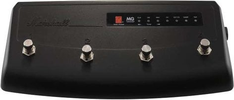 Marshall Amplification PEDL90008 Footswitch for MGFX Series Amplifiers PEDL90008