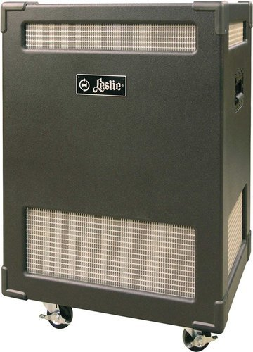 Leslie Speakers LESLIE-3300 Leslie 3300 Tone Cabinet, Black LESLIE-3300