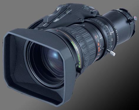 Fujinon Inc HAS18X7.6BRM  2/3 HD Zoom Lens HAS18X7.6BRM