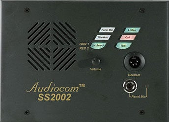 Telex SS2002 2 Channel Speaker Station (no case) SS2002