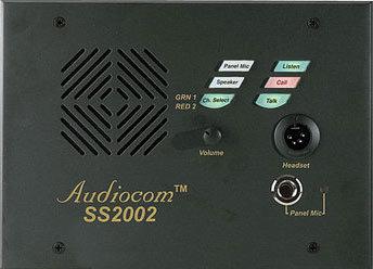 Telex SS2002U 2-Channel Flush Mount Speaker Station SS2002U