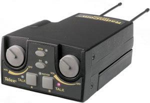 Telex TR825-RTS-5PIN UHF Radiocom Beltpack A5F TR825-RTS-5PIN