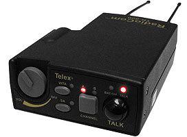 Telex TR800-RTS-5PIN UHF Radiocom Intercom Beltpack with A5F TR800-RTS-5PIN