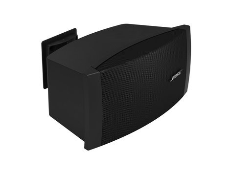 Bose FreeSpace DS 40SE FreeSpace Surface Mount Speaker, 70V, 40W @ 8 Ohms, Black DS-40SE-BLACK