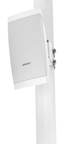 Bose DS-40SE-WHITE FreeSpace Surface Mount Speaker, 70V, 40W @ 8 Ohms, White DS-40SE-WHITE