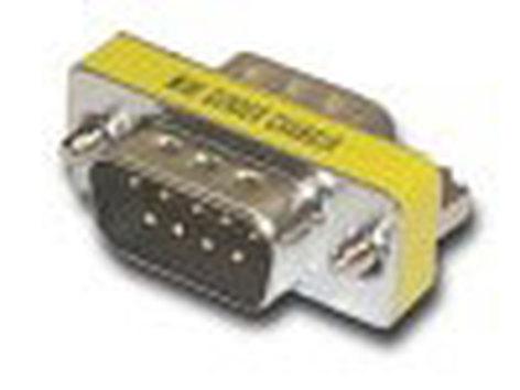 TecNec MGC9M Gender Changer DB-9M/M Compact MGC9M