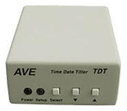 American Video Equipment TDTPRO Time / Date Generator TDTPRO