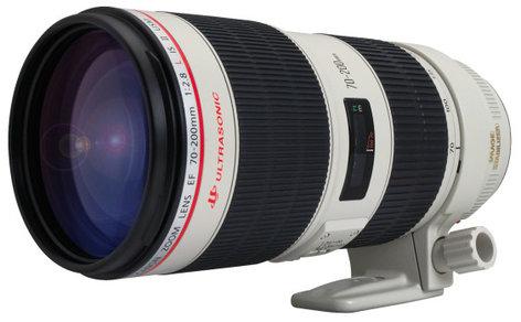 Canon 2751B002 EF 70-200mm f/2.8L IS II Telephoto Lens 2751B002