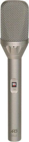 Microtech Gefell UMT 70 S Transformerless Condenser Microphone with 3 Polar Patterns UMT70S