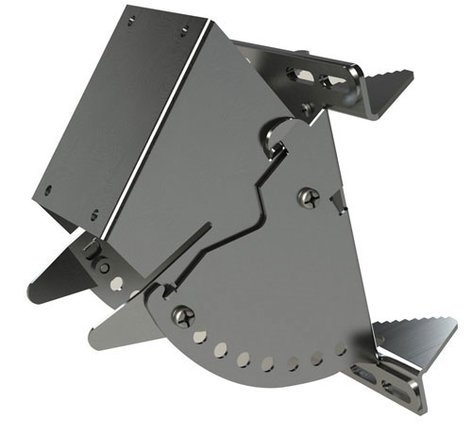 Bogen Communications TMA812 Tilt Mount, for NEAR A8/A12 Loudspeakers TMA812