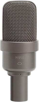 Microtech Gefell M950-STEREO-ORTF Stereo Pair of M950 Wide Cardioid Condenser Microphones with ORTF Arrangement Package M950-STEREO-ORTF