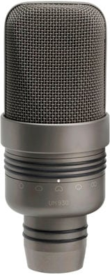 Microtech Gefell UM 930-TWIN Twin Switchable Pattern Dual Capsule Condenser Microphone with Case UM930-TWIN