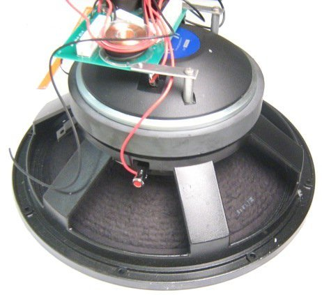 Soundsphere Loudspeakers CX15 Soundsphere Loudspeakers Coaxial Driver CX15