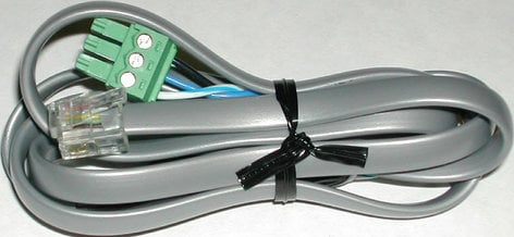 Mackenzie Labs ICM-CABLE  RJ12 Cable for MacFi ICM Input Control Module ICM-CABLE