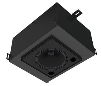 "Tannoy CMS1201DCT  Ceiling Speaker, 12"" Dual Concentric 70V CMS1201DCT"