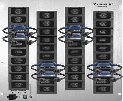 Sennheiser L2021-40 Charger Rackmountable + Software L2021-40