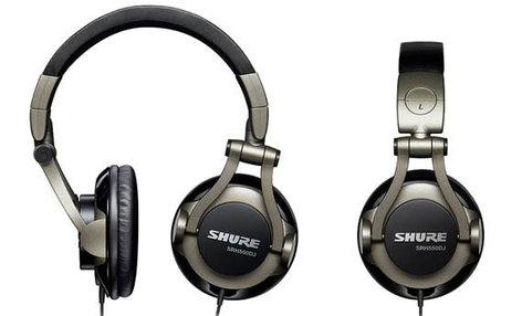 Shure SRH550DJ Headphones SRH550DJ