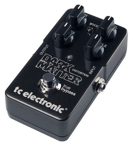 TC Electronic Dark Matter Distortion Distortion Effects Pedal DARK-MATTER-DIST