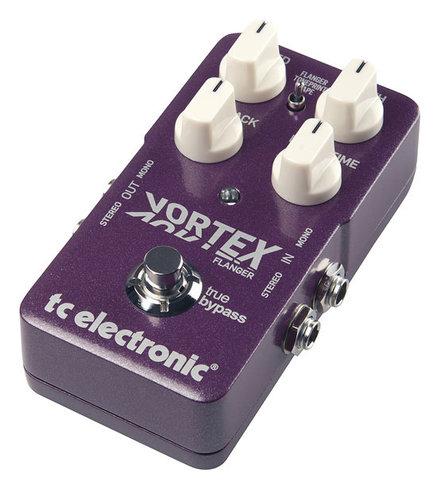 TC Electronic Vortex Flanger Flanger Effects Pedal with TonePrint VORTEX-FLANGER