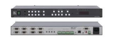 Kramer VP4X4K 4x4 Computer Graphics Video and Balanced Stereo Audio Matrix Switcher VP4X4K