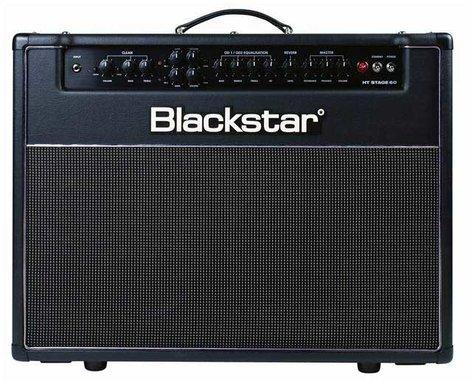 Blackstar Amps HT Venue Series STAGE 60C Tube Combo 60 Watt 2x12 Tube Combo Amp, HT Stage 60 HTSTAGE60C