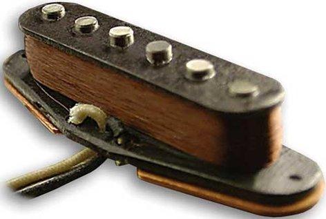 Seymour Duncan APST-1 Twang Banger for Strat Single-Coil Guitar Pickup, Twang Banger for Strat APST-1